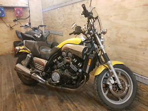 1985 Yamaha VMAX - Cheap Insurance