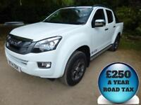 2014 Isuzu D-Max 2.5TD160 Venetian Red Blade Auto Double Cab 4x4 Pick Up
