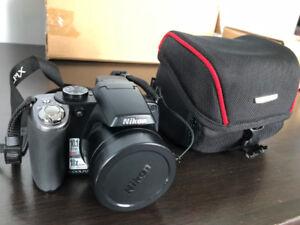 Nikon CoolPix.   18x zoom 10.1 Mega Pixels for sale.  Best offer