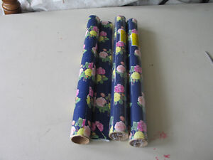 Roses - rolls of wrapping paper