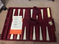 Backgammon Game Case