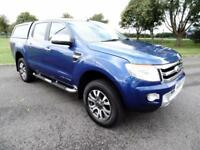 Ford Ranger 3.2TDCi ( 200PS ) ( EU5 ) 4x4 LIMITED Double Cab Pick-Up