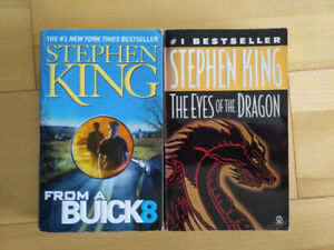 "Stephen King - ""From a Buick 8"" Paperback Book"