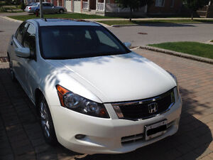 2010 Honda Accord EX-L V6 Sedan