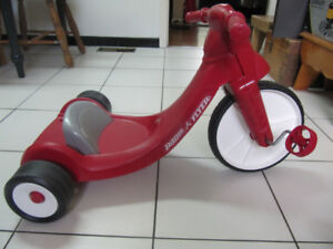 Classic Radio Flyer My First Big Flyer Excellent Like New Cond!!