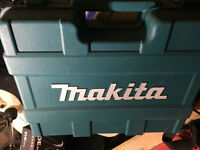 Makita Impact Driver, Charger And Case
