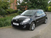 2012 RENAULT CLIO 1.2 TCE (100ps) DYNAMIQUE TOM TOM - FSH -
