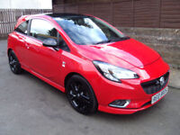 2015 (65) Vauxhall Corsa 1.0T (115ps) Turbo (s/s) Limited Edition 3 Door Hatch