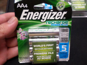 KSQ buy&sell AA4 ENERGIZER recharge battery for sale
