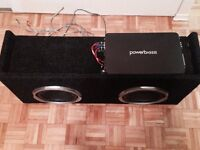 SUBS & AMP FOR SALE!