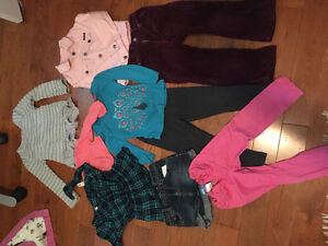 Girls size 3-4x clothes