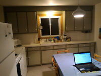 Assignment 3 1/2 at $485/mo close Lachine canal December FREE