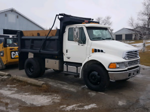 2006 sterling acterra 5ton dump