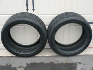 Two TOYO PROXES S-T II Tires 275/40R20 $225 for Pair