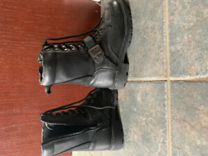 Women's Roadkrome Motorcycle Boots