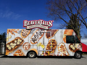 BeaverTails Food Truck Franchise(s) - Toronto and Ajax