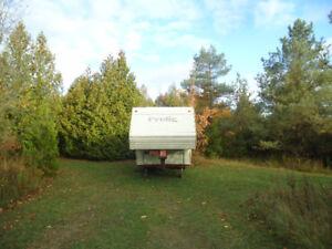 2 RV CAMPER TRAILERS FOR SALE