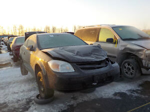 2007 Chevrolet Cobalt Now Available At Kenny U-Pull Cornwall