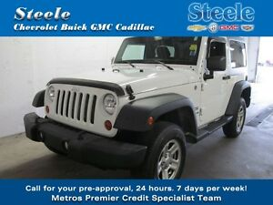 2011 Jeep WRANGLER 4x4 Trail Rated