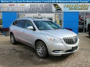 2014 Buick Enclave Leather I Premium Sound I Heated Seats  - Blu