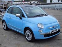 Fiat 500 1.2 ( 69bhp ) LOUNGE