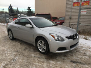 2010 NISSAN ALTIMA 2.5 S HAS 175499 KMS HEATED SEATS SUNROOF !