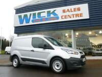 2015 Ford TRANSIT CONNECT 200 SWB TDCI VAN *SILVER* Manual Small Van