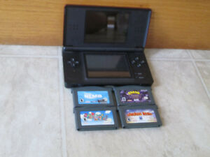 ~Nintendo DS with 5 games~