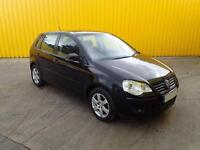 2009 VOLKSWAGEN POLO MATCH 1.4 PETROL