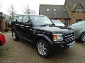 2009 09 Reg Land Rover Discovery 3 2.7TD V6 Auto HSE 7 SEATS