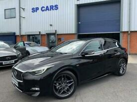 image for 2017 Infiniti Q30 2.0T Sport DCT (s/s) 5dr Hatchback Petrol Automatic