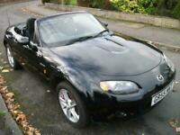 2006 Mazda MX-5 2.0i Mk3 NC *option pack* CONVERTIBLE Petrol Manual