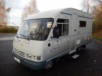 Pilote Galaxz MX24 1994 4 Berth Rear Washroom Motorhome For Sale
