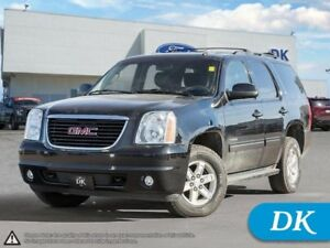 2012 GMC Yukon SLT AWD w/Leather, Remote Starter, and Much More!