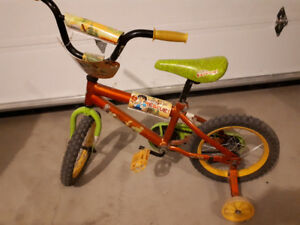 14 inch boy Diego bike