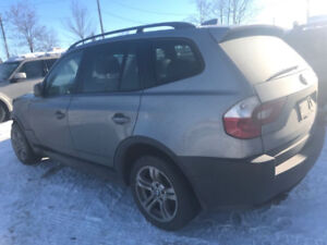 2004 BMW X3 for parts