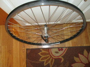 front 26 in mountain bike rim