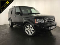 2012 LAND ROVER DISCOVERY XS SDV6 AUTO DIESEL ESTATE 7 SEATS 1 OWNER FINANCE PX