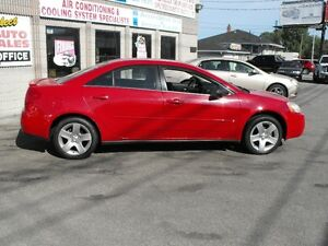 2007 PONTIAC G6  SUNROOF  LOADED  AUTO  NO ACCIDENTS