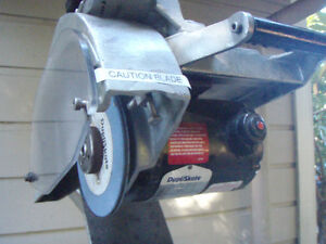 Professional Dupliskate Skate Sharpening Machine Campbell River Comox Valley Area image 1
