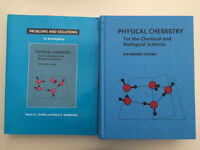 Physical Chemistry textbook - R. Chang - Very good condition