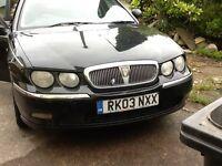 Rover 75 cdt diesel auto