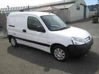 2007 Peugeot Partner 1.6HDi 75bhp 600LX *** NO VAT ***