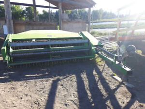 haying equipment ready for your next crop
