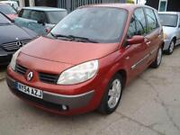 Renault Scenic 1.9dCi ( 120bhp ) 2004MY Dynamique