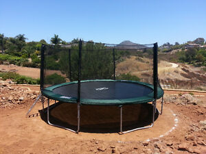 Wanted: Trampoline