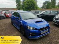 2015 Subaru WRX STI TYPE UK SALOON Petrol Manual