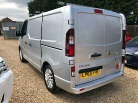 2016 Vauxhall Vivaro 2700 L1H1 CDTI PV SPORTIVE ECOFLEX SS Panel Van Diesel Manu