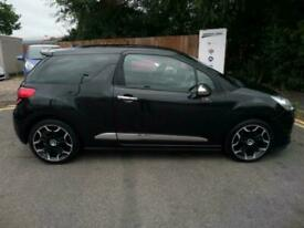 image for 2012 Citroen DS3 1.6 e-HDi 110 Airdream DSport Plus 3dr HATCHBACK Diesel Manual
