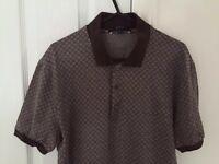 Men's Gucci Polo shirt brown